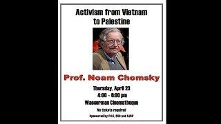 """""""Noam Chomsky 2015"""""""