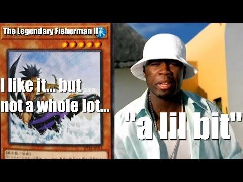 The Legendary Fisherman II: I Like It, But Not A Whole Lot,