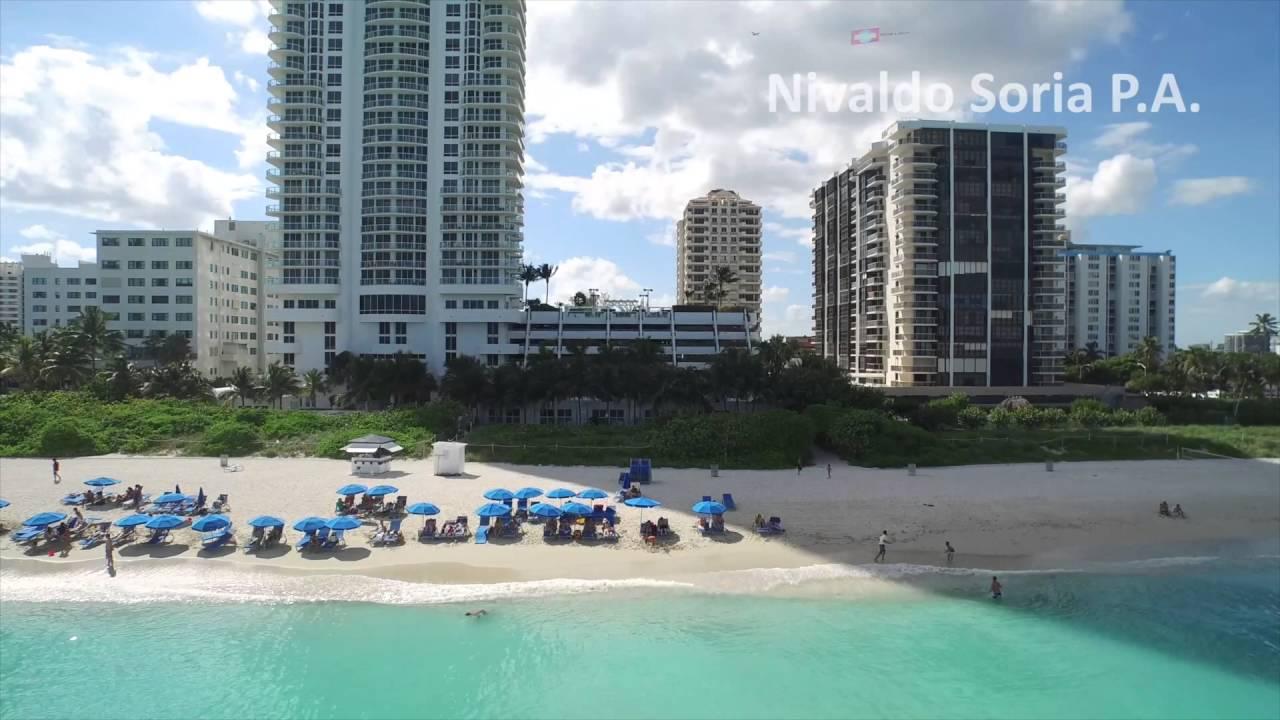 Collins Condominium Miami Beach Unit