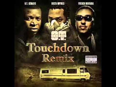 Download OT Genasis ft  Juicy J  French Montana  Busta Rhymes -  Touchdown