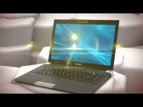 Toshiba Portege R835-P84 - YouTube