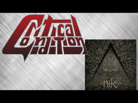 "NILE ""What Should Not Be Unearthed"" Reviewed 