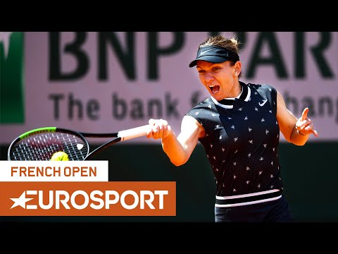 Top 10 Shots Of The French Open | Roland Garros 2019 | Eurosport