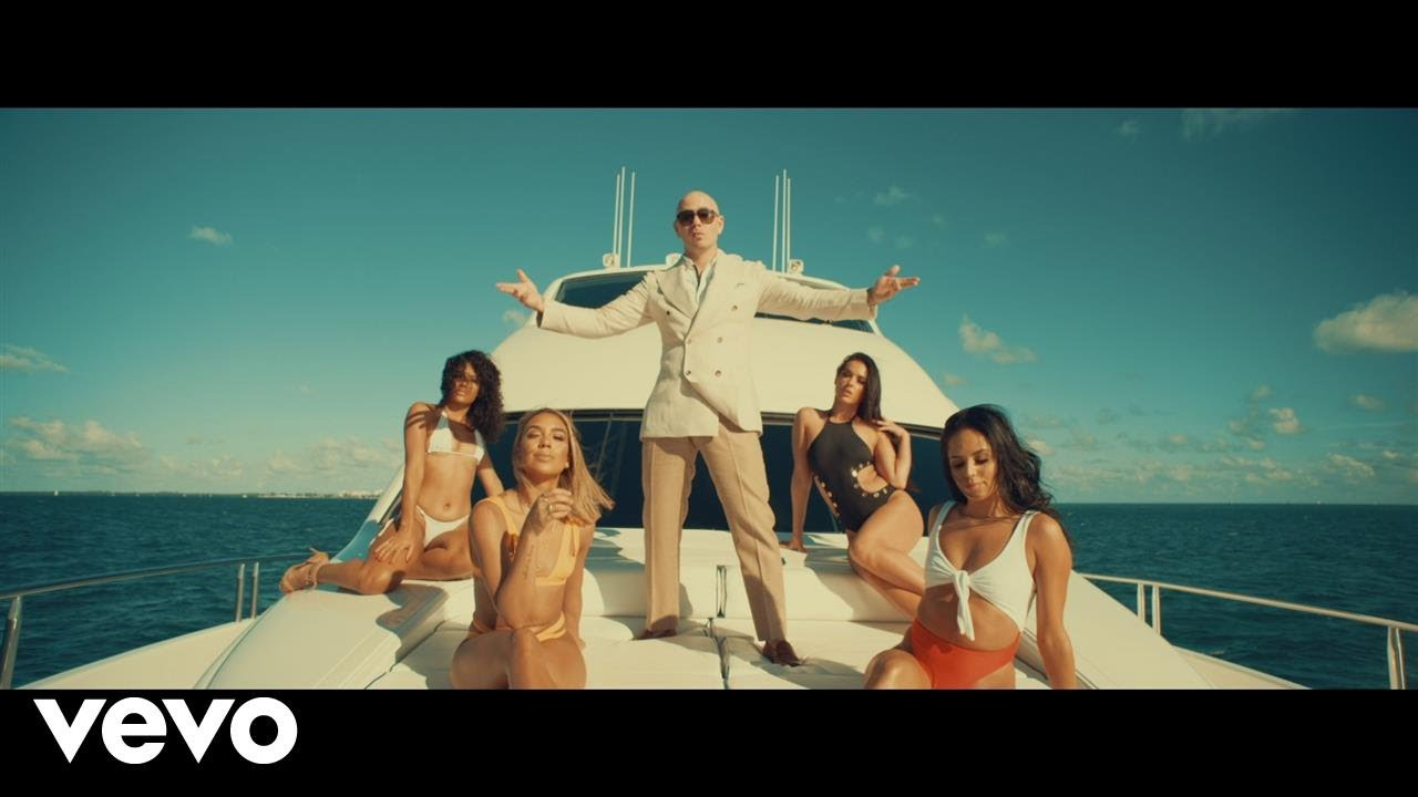 Pitbull ft. Stereotypes, E-40 & Abraham Mateo – Jungle