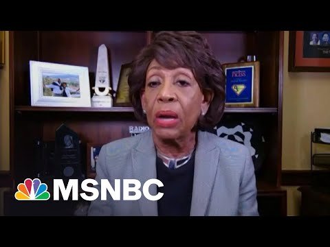 Rep. Maxine Waters On GOP Censure Vote: Republicans Love To Use Me As A Target   The ReidOut   MSNBC