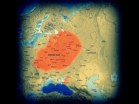 Kyivan Rus/Kievan Rus/Rus de Kiev - [ Historia de Ucrania - I ]