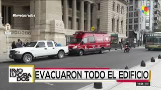 Amenaza de bomba en los Tribunales de Talcahuano