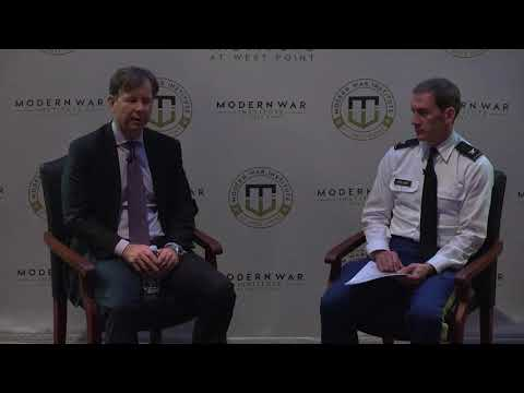 Bestselling Author Sean Naylor on Journalism and War