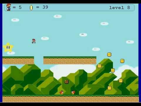 Mario Starcatcher 2 levels 6-10 (silent)