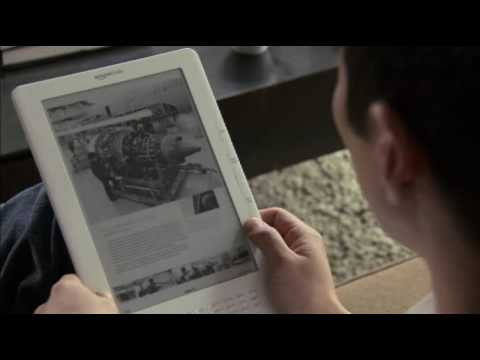 kindle-dx:-amazon's-latest-edition-of-kindle-family
