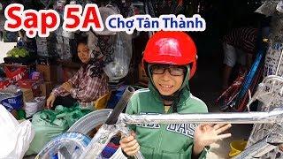 FGFS - Fixed Trick: Tự mua đồ lắp xe Fixed Trick giá rẻ ở chợ Tân Thành