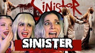 🎃 COMENTANDO SINISTER 🎃 | Andrea Compton ft Inés y Julia