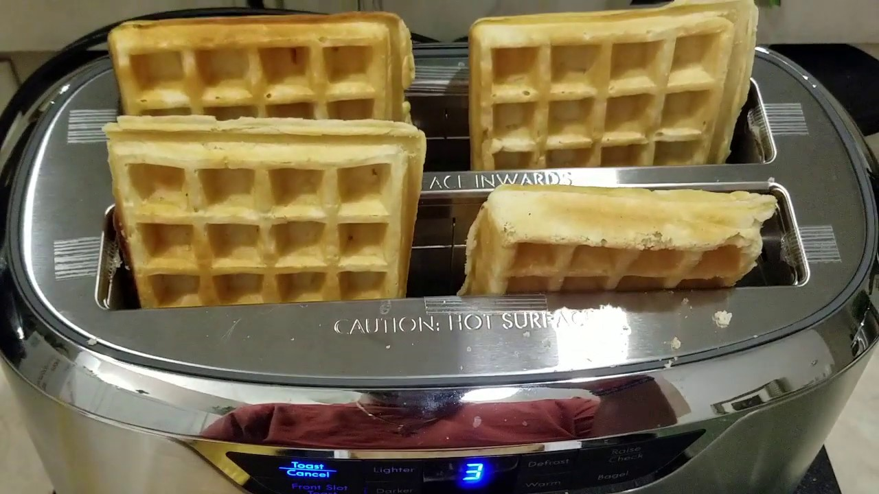 Kenmore Elite Toaster w Auto Lift REVIEW!!!