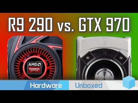 GeForce GTX 970 Vs. Radeon R9 290, How Do They Compare After 5 Years?