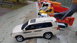 Toy Cars Slide Dlan play Sliding Cars video for kids NEW