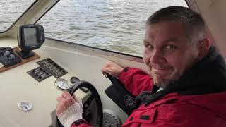 Как купить лодку или старый финский пластик Finnsport Cruiser 650 AC