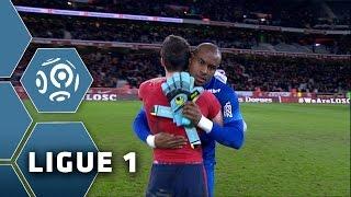 LOSC Lille - Olympique Lyonnais (2-1)  - Résumé - (LOSC - OL) / 2014-15