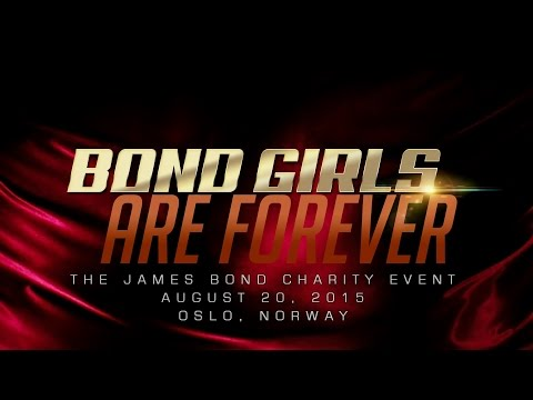 Bond Girls Are Forever Charity Event Oslo