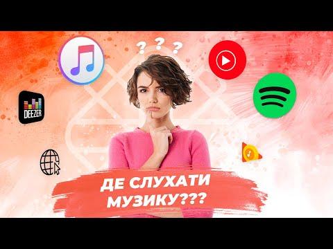 Найкращий додаток для прослуховування музики 2020 | Чому важливо платити за музику? | Bezodnya Music
