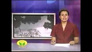 Cloud Seeding to Produce Rains in Tamil Nadu, India