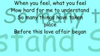 Aaliyah- At Your Best (You Are Love) Lyrics