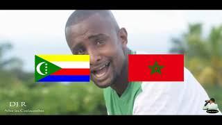 Comores vs Maroc et Maroc Vs Comores  ( Allez les verts )