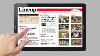 Sports Illustrated - Tablet Demo 1.5