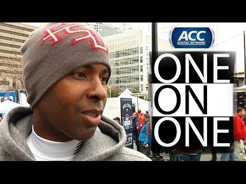 FSU Great Charlie Ward | ACC One-on-One