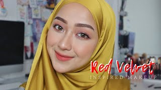 [Beauty & U] - Red Velvet Inspired Makeup from Shilla Online DFS