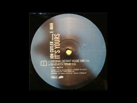 Jon cutler feat E-man - It's yours (behemoth remix)