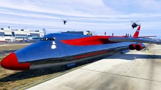 GTA 5 MODDERS GONE CRAZY! CUSTOM CARS, INSANE PLANES & STRIPPER PARTY! (GTA 5 MODS)