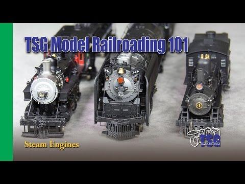 Model Railroading 101 Ep. 6 Steam Engines For Beginners