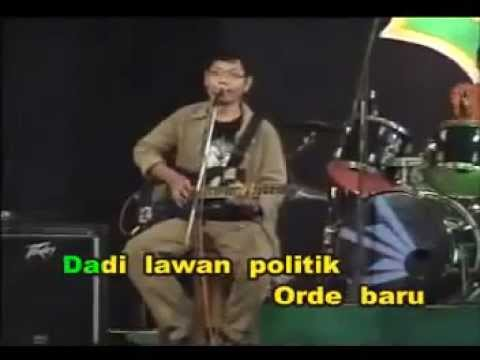Tribute to Gus Dur by Dhalang Poer - Gus...