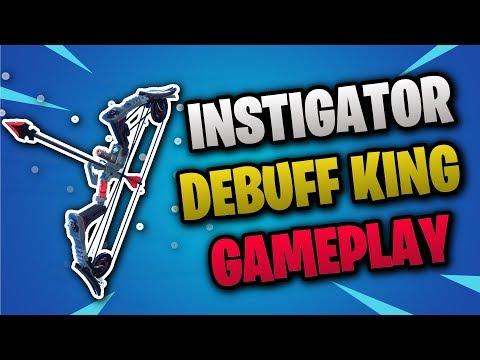 Fortnite Stw: Instigator Gameplay