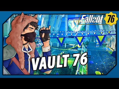 FALLOUT 76 - EVERYTHING you NEED to know about VAULT 76 | Lore & Secrets!