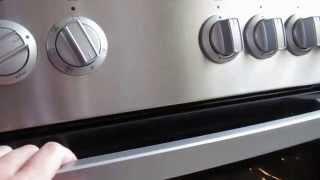 2 часть Подробного обзора плиты  Beko CSE 62120 DX