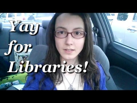 Encouragement from a Librarian