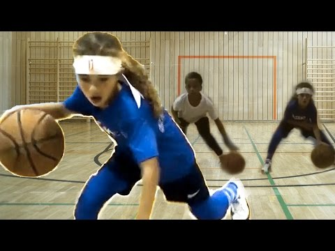 Thumbnail: Amazing 7-Year-Old Basketball Player