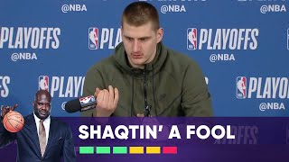 Nuggets on the Floor! | Shaqtin' a Fool Episode 25