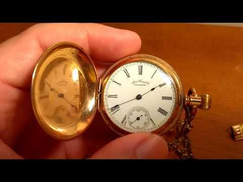 GOLD!!! Jewelry Garage Family Estate Sale Finds plus Waltham Pocket Watch