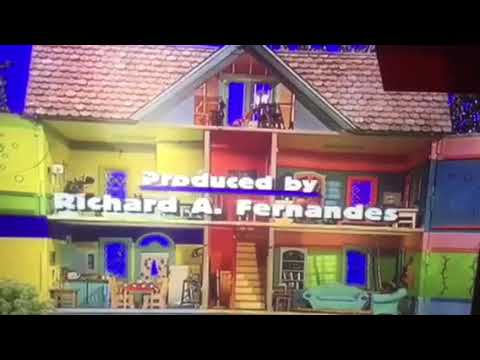 Bear in the Big Blue House, Madeline, and Mickey Mouse Clubhouse Credits Remix