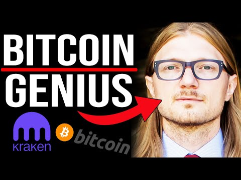 Chatting With A Bitcoin Genius 🔴 Jesse Powell, CEO Of Kraken