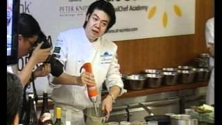 World Gourmet Summit 2010 Hal Yamashita Culinary Workshop, Shojin Zen Salad