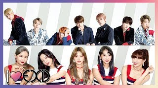[EXID&BTS] This Is Why Fanwars Don