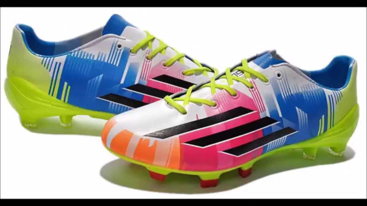 69257fbd7d18e Los mejores zapatos de Messi - YouTube