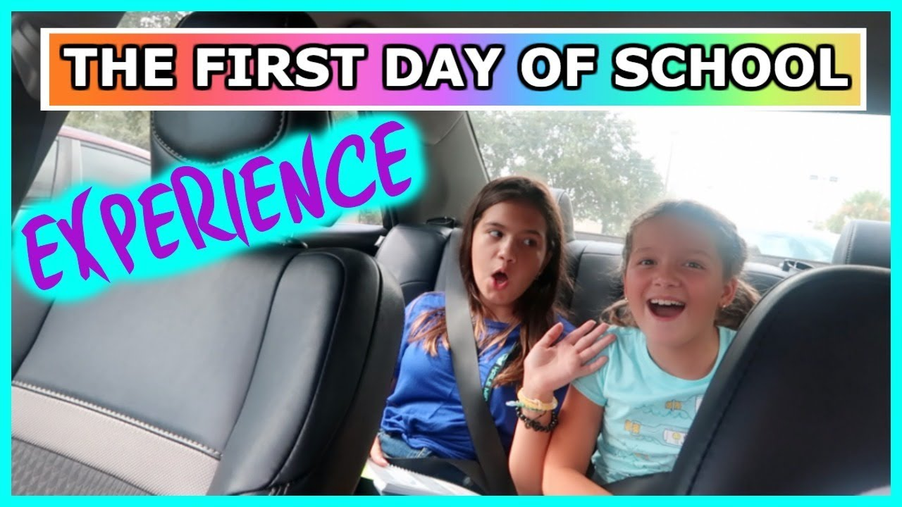 The First Day Of School Experience 297
