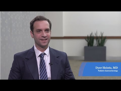 Meet Dyer Heintz, MD, Pediatric Gastroenterology | Ascension Texas #Gastroenterology