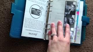Inside My Personal Filofax