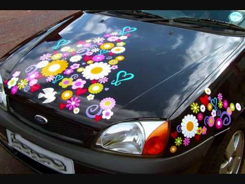 Hippy motors design make and sell the coolest car stickers on the planet youtube