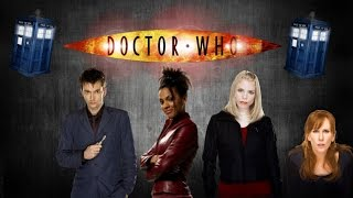 Doctor Who - Tenth Doctor and Companions (Kraddy - Android Porn)